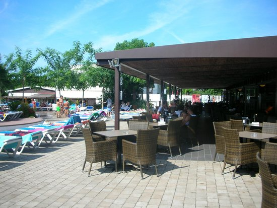 Bar Restaurant - Photo De La Siesta Salou Resort & Camping, Salou