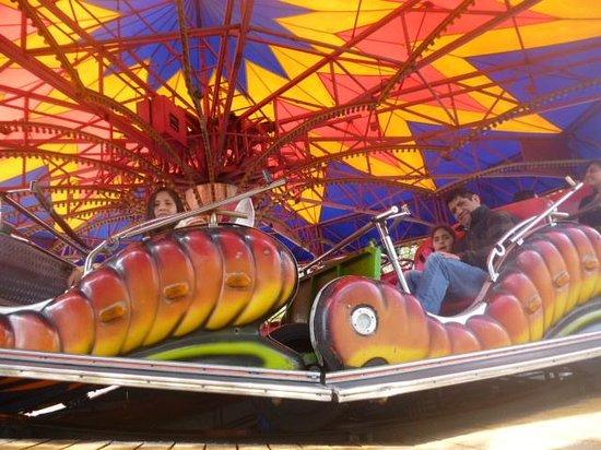 Juegos Mecanicos Picture Of La Feria De Chapultepec Mexico City