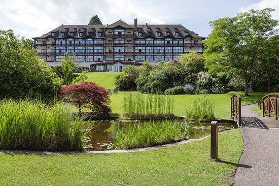 Hotel Ermitage - Evian Resort: Exterior view 2