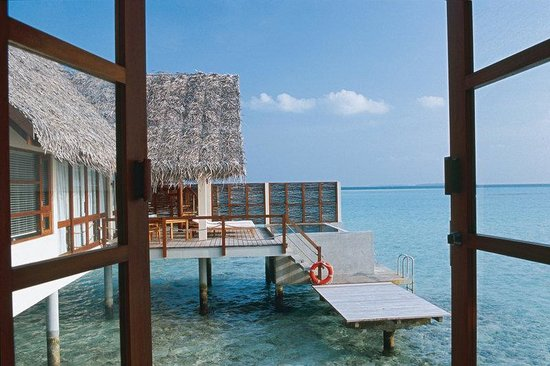 Four Seasons Resort Maldives at Landaa Giraavaru: MLG Exterior