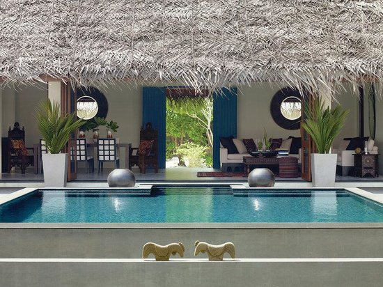 Four Seasons Resort Maldives at Landaa Giraavaru: MLG Suite