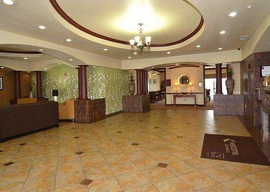 Sleep Inn & Suites near Seaworld: Lobby