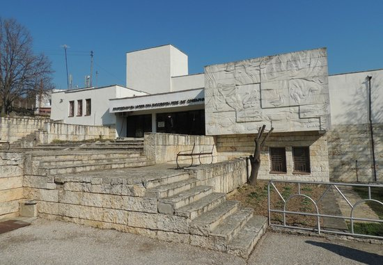 Silistra Province, Bulgarien: природо-научный музей