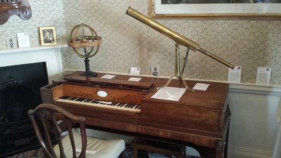 Herschel Museum of Astronomy: Herschel Museum, Bath