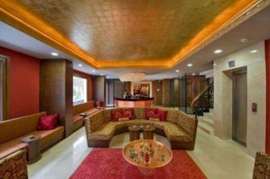 Ferman Hotel: Lobby