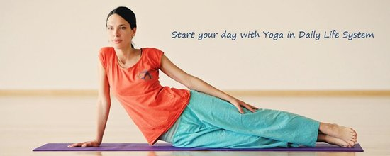 Hostel Dharma: Start your day with Yoga in Dailyl Life system