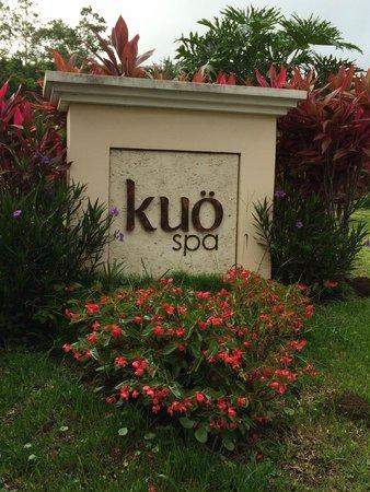 Costa Rica Marriott Hotel San Jose : Five Star Spa and Service