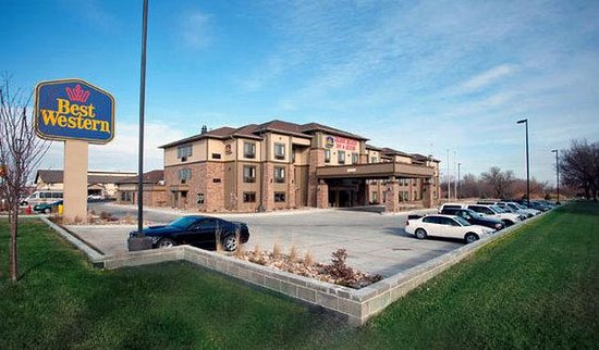 BEST WESTERN PLUS Grand Island Inn & Suites: Exterior