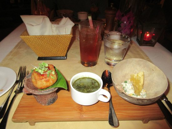 The Cliff at Cap Maison : creole app