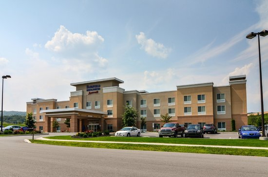 Fairfield inn suites huntingdon route 22 raystown lake for Price motors huntingdon pa