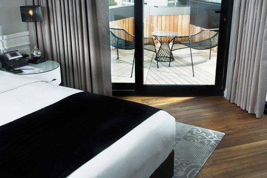 Gezi Hotel Bosphorus : Sky Suite