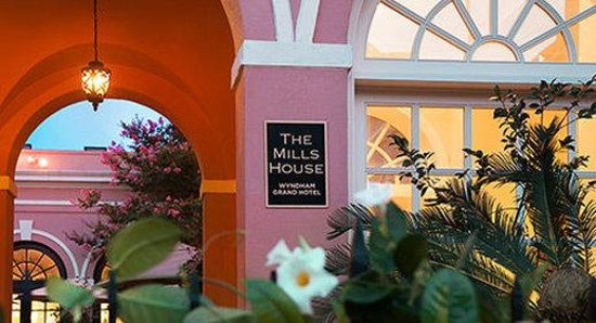 Welcome to The Mills House Wyndham Grand Hotel