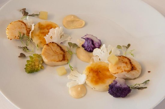 24 St Georges : Scallops