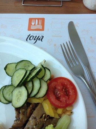Restaurante Toya