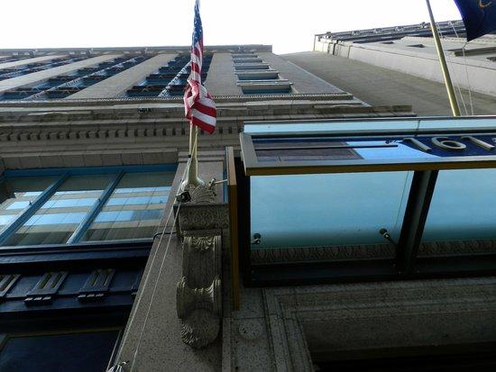 Club Quarters Hotel in Boston: esterno