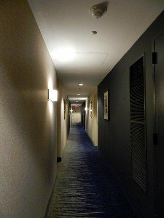 Club Quarters Hotel in Boston: Corridoi