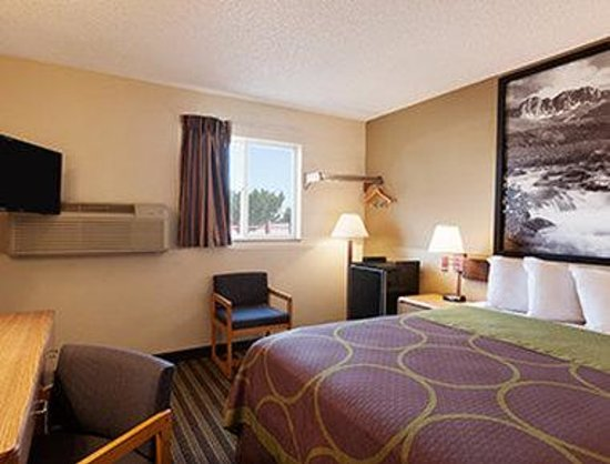 Travelodge Loveland/Fort Collins Area : ADA Room