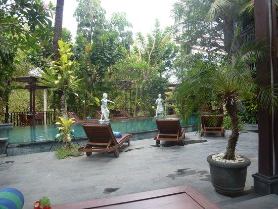 The Bali Dream Villa & Resort: Piscina