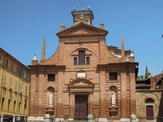 Chiesa di Sant'Egidio e Sant'Omobono