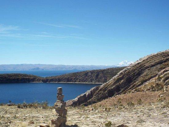 Horca del Inca : vista
