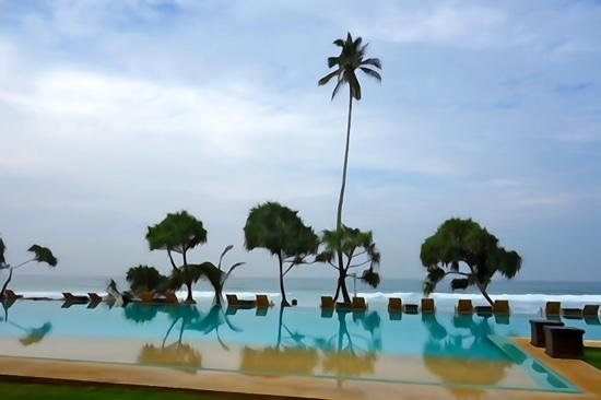 La piscine en aquarelle foto di the fortress resort for Aquarelle piscine hotel seneffe