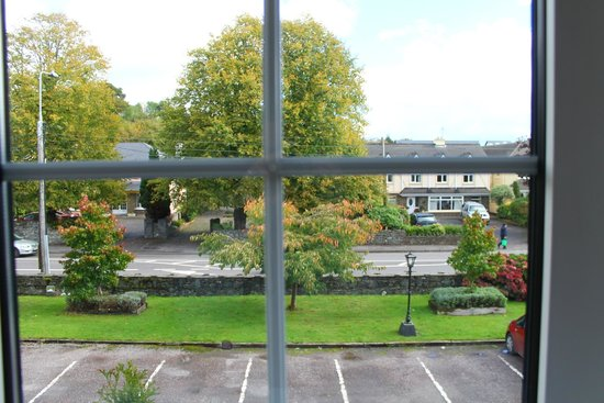 Old Weir Lodge: Vista dalla camera