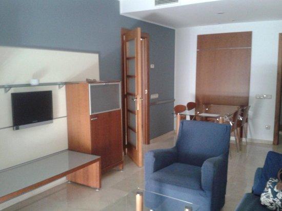 Apartaments Marina: sala