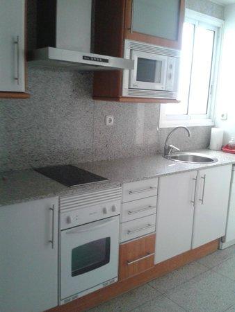 Apartaments Marina: Cozinha