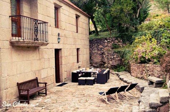 Casa rural san cibran a coru a espa a opiniones comparaci n de precios y fotos del hostal - Casa rural san cibran ...