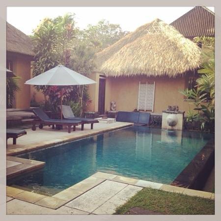The Sungu Resort & Spa : Habitacion deluxe con piscina privada