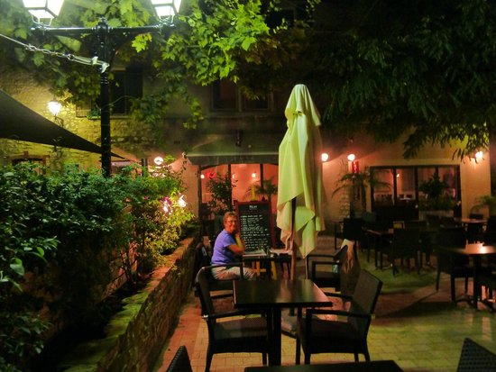 Biee picture of cote terrasse seguret tripadvisor for Cote terrasse