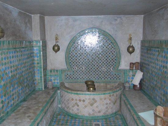 Riad Damia: Hamam