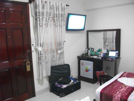Victorian Nha Trang Hotel : В номере