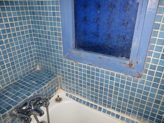 Hotel Ouarzazate Le Tichka: La salle de bain