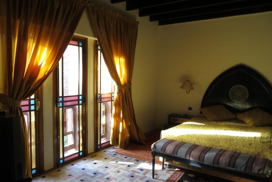 Hotel Ouarzazate Le Tichka: La suite