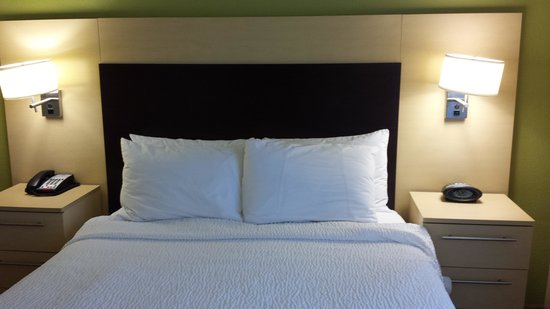 TownePlace Suites by Marriott Columbia SE/Fort Jackson : Nice room