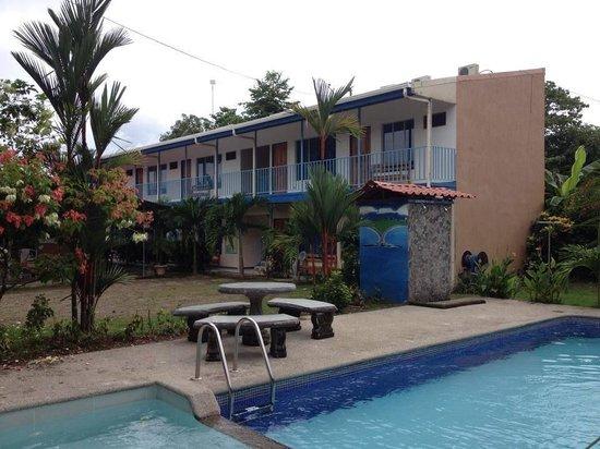 Bahia Azul Hotel: Nuestro hotel