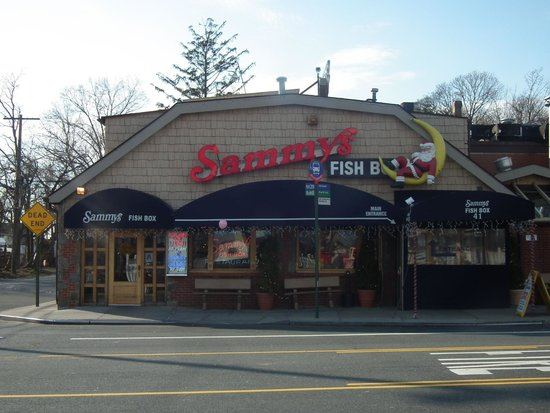 Sammy's Fishbox Restaurant: Sammy's Fishbox