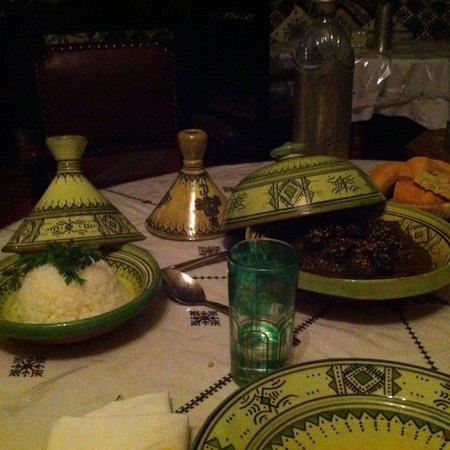 Riad Lahboul: Cena