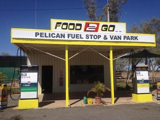 Pelican Fuel Stop & Caravan Park