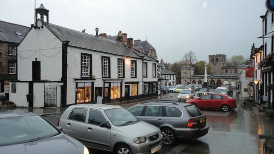 Appleby Tourist Information Centre The White Building