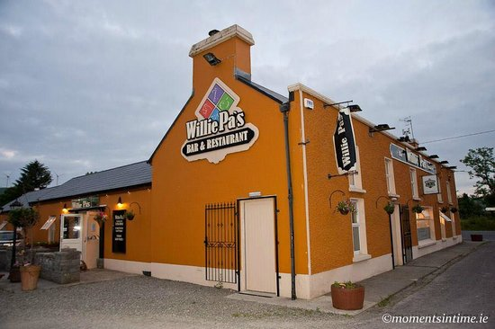 Willie Pa's Bar & Restaurant : Willie Pa's Restaurant