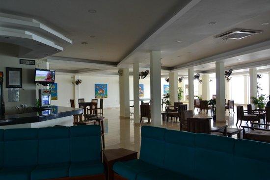 Hikkaduwa Beach Hotel: Lobby1