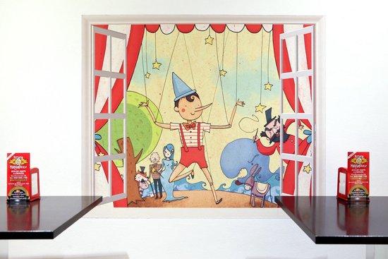Pizzeria Mangiafuoco: Le avventure di Pinocchio