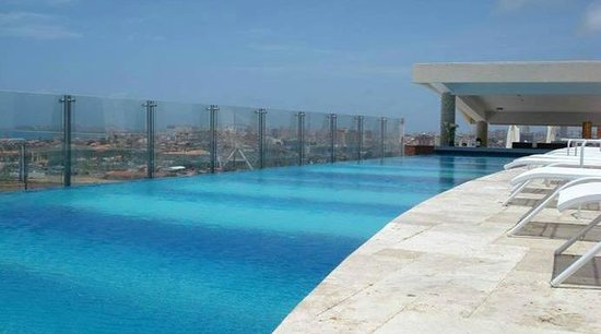LIDOTEL Hotel Boutique Margarita: Pool rooftop EXELENT