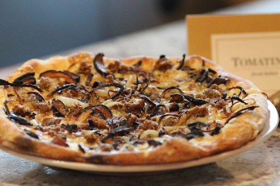Photo of Italian Restaurant Tomatina at 3127 Mission College Blvd, Santa Clara, CA 95054, United States