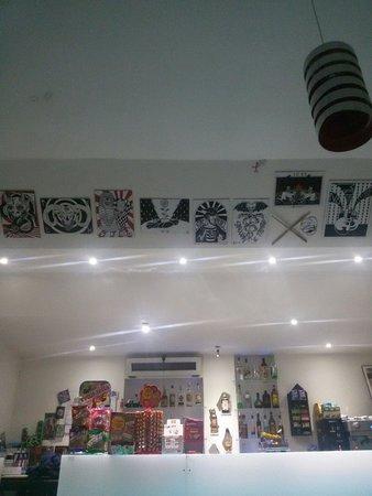 Stencil Cafe