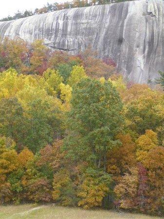 Stone Mountain State Park : Stone Mountain