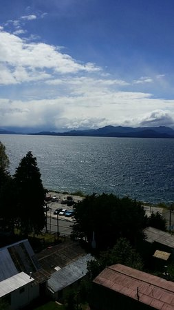 Hotel Tirol Bariloche: view from 6th floor room