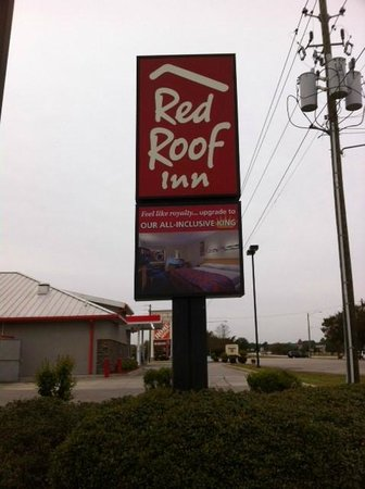 Red Roof Inn Florence - Civic Center : You're here